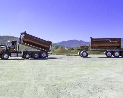 Contact us to finance your next dump truck