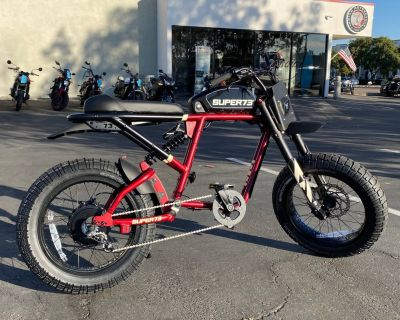 2021 Super 73 RX E-Bikes San Diego, CA