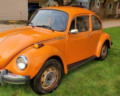 1974 Super Beetle Barn Find