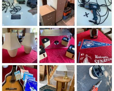 Purcellville, VA Online Auction- bidding ends 9/22 starting at 6pm