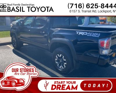 Pre-Owned 2020 Toyota Tacoma TRD Offroad 4WD 4D Double Cab