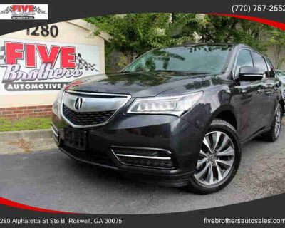 2016 Acura MDX for sale