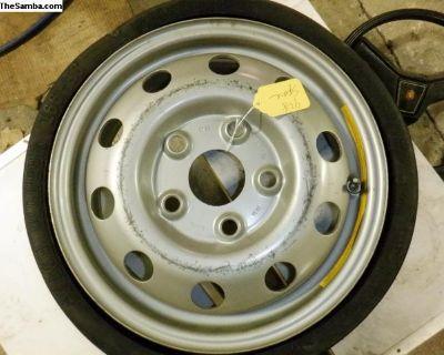 Porsche 928 space-master spare tire