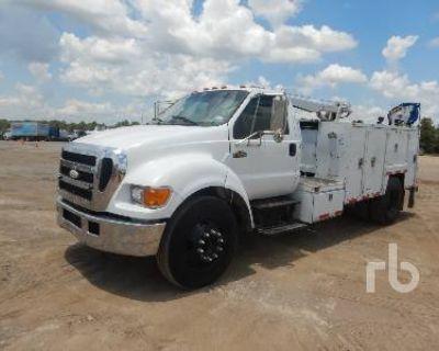 2006 FORD XL SA Service, Mechanics, Utility Trucks Truck