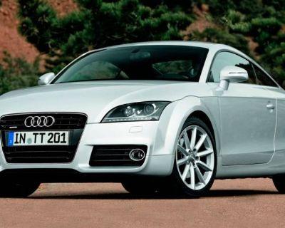 2012 Audi TT Prestige