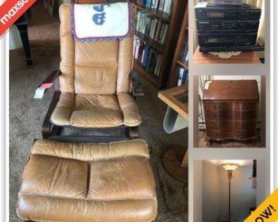 Centennial Estate Sale Online Auction - S. Pearl St.