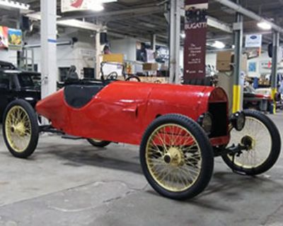 1915 Model T Ford Speedster With Original Kuempel Red-I-Kut Body