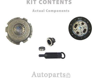 Sachs Clutch Kit Kf137-02 '84-85 Bmw 318i 1.8 E30 77 79 3i 1.8 E21 80