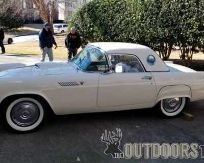 FS 1955 Thunderbird