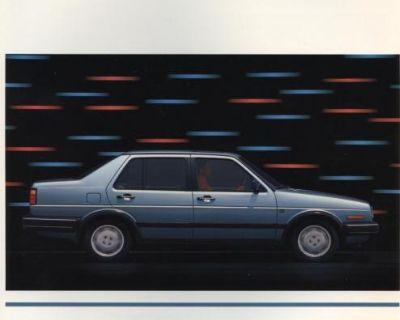 1989 Jetta brochure