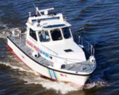 1982 45' Gladding Hearn Crew Boat/ Patrol Boat for sale