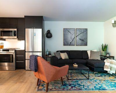 New Luxury Patio Apartment in Trendy Neighborhood - King