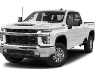 2020 Chevrolet Silverado 3500HD LTZ Crew Cab Long Bed 4WD