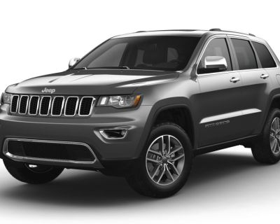 New 2021 JEEP Grand Cherokee With Navigation