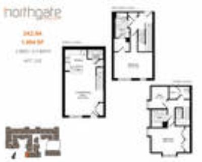 Northgate at Falls Church - Two Bedroom Town Home w Den