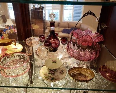 Antique and Vintage treasures in Roseville