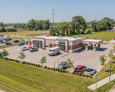 Sellersburg Retail Center + North Clark Business Park B2 Zoned Lots