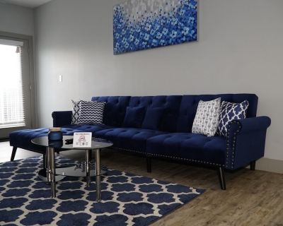 Welcome To The Bleu Room - Downtown Indianapolis