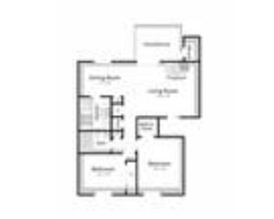 The Woods of Eagle Creek I - The Nest: Two Bedroom Apartment