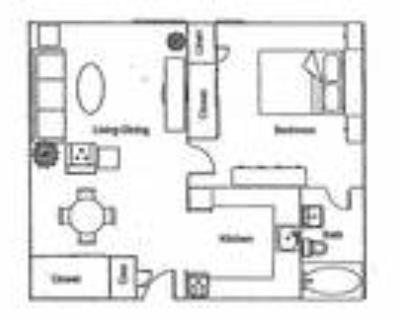 Birmingham Tower Apartments - One Bedroom Apartment