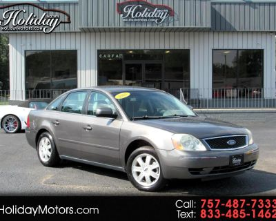 Used 2005 Ford Five Hundred 4dr Sdn SE AWD