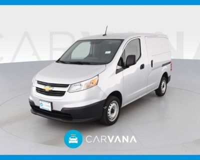 2017 Chevrolet City Express Cargo Van LT