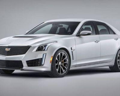 2017 Cadillac CTS-V Standard