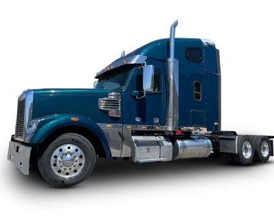 2016 FREIGHTLINER CORONADO Sleeper Trucks Truck