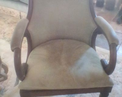 Estate Sale - Library Chair Combo