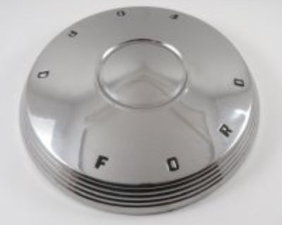 1961 1962 Ford Dog Dish Hubcap - Galaxie 500 Fairlane 500 Country Squire
