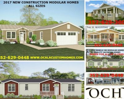 MODULAR OR SITE BUILT HOMES