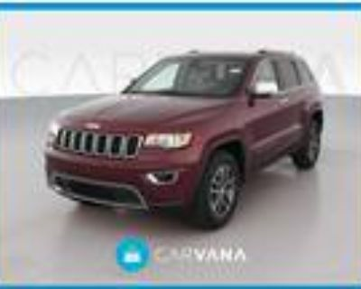 2018 Jeep grand cherokee Red, 26K miles