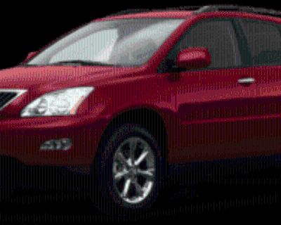 2009 Lexus RX RX 350