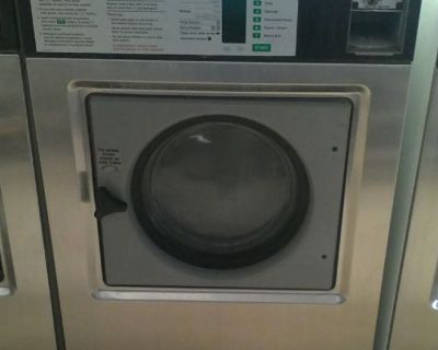 Heavy Duty Wascomat Front Load Washer W125 ES 220v 60Hz 3PH USED
