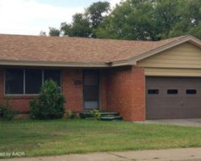 3614 S Austin St, Amarillo, TX 79109 3 Bedroom Apartment