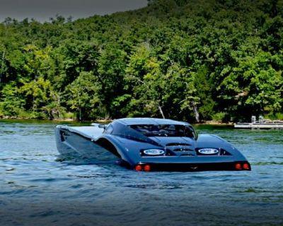 2013 ZR 48 Corvette Jet Boat ZR 48 Jet Boat