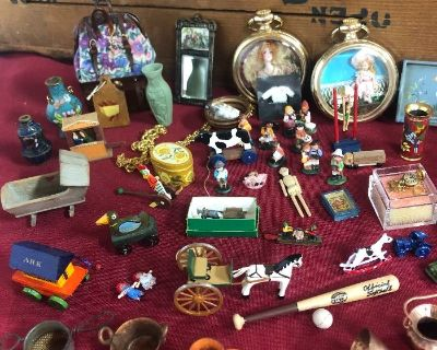 Marions Miniatures Appointment Only Estate Sale