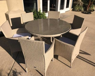 FREE Outdoor Furniture Set