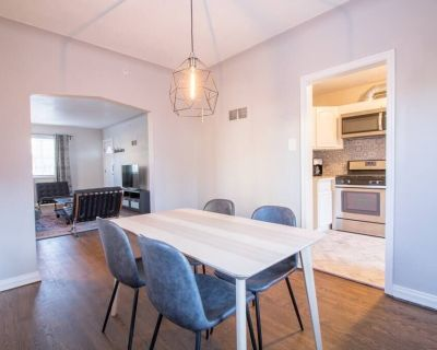 Spacious Renovated Condo w/ Private Entrance! - D - West Colfax