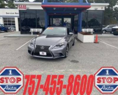 2014 Lexus IS IS 350 Sedan AWD