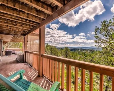 Living the Dream, 3 Bedrooms, Hot Tub, Fireplace, Sleeps 6 - Ruidoso
