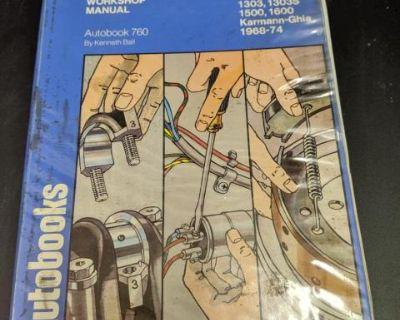 Beetle owners workshop manual .