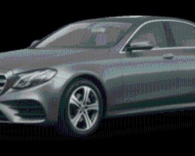2020 Mercedes-Benz E-Class E 350