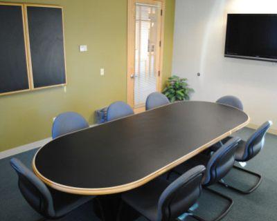 Private Team Conference Room, Boulder, CO
