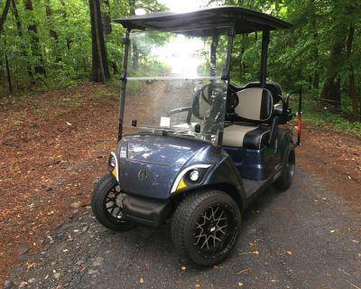 2017 YAMAHA DRIVE 2 QUIET TECH GAS GOLF CART EFI Golf carts Woodstock, GA
