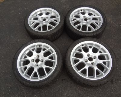 FS - Rover rims and tires