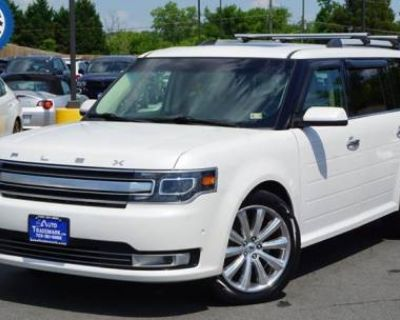 2014 Ford Flex Limited EcoBoost