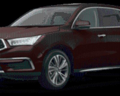 2017 Acura MDX Technology Package