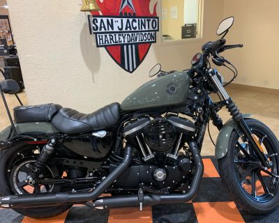 2021 Harley-Davidson Iron 883 Sportster Pasadena, TX