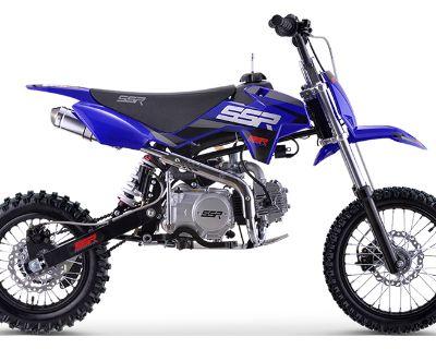 2021 SSR Motorsports SR125 Semi Motorcycle Off Road Bristol, VA